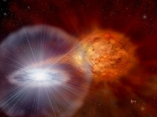 نوترینوهای کیهانی بزرگترین کیهانی بزرگترین موفقیت سال 2013 را به نام خود ثبت کردند