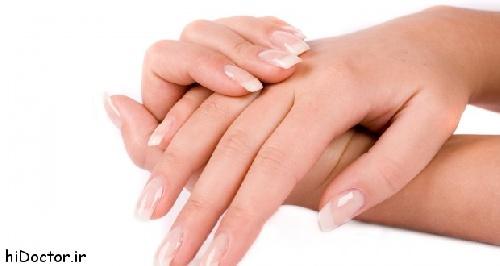 نوازش پوست دست هایتان را فراموش نکنید!